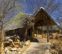 Namibia Dunes & Game Tracker Tours 2017 - 2018 -  Ongava Lodge