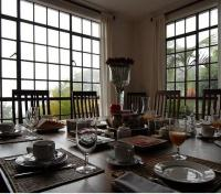 Arusha Tours 2017 - 2018 -  Onsea House Breakfast room