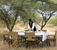 Manyara Tours 2017 - 2018 - Outdoor Dining