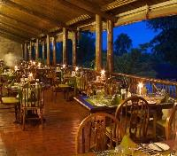Murchison Falls Tours 2017 - 2018 - Paraa Safari Lodge Restaurant