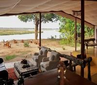 Lower Zambezi Tours 2017 - 2018 -  Potato Bush Camp