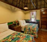 Belize Cayes Tours 2017 - 2018 - Jungle Deluxe Cabana