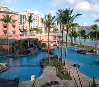 Oahu Tours 2017 - 2018 -  Outdoor Pool