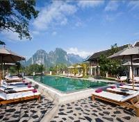 Laos Signature Tours 2017 - 2018 -  Riverside Boutique Resort