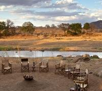 Ruaha Tours 2020 - 2021 -  Ruaha River Lodge Foxes