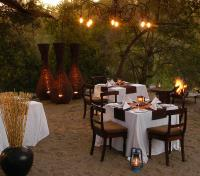 Sabi Sands Tours 2017 - 2018 - Little Bush Camp Dining