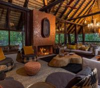 Sabi Sands Tours 2017 - 2018 -  Sabi Sabi Little Bush Lodge Seating Area