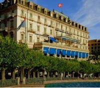 Allure of the Alps: Switzerland & Italy Tours 2017 - 2018 -  Splendide Royal Hotel Lugano