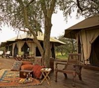 Tanzania Exclusive Tours 2019 - 2020 -  Singita Sabora Tented Camp