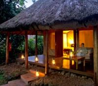 Uganda Game Tracker Tours 2017 - 2018 -  Sanctuary Gorilla Forest Camp  - Tented Chalets