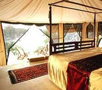 Samburu Tours 2017 - 2018 -  Luxury Tent