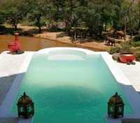 Samburu Tours 2017 - 2018 -  Private plunge pool