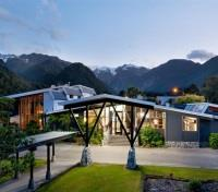 New Zealand Grand Tour Tours 2017 - 2018 -  The Scenic Hotel Franz Josef