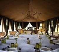 Serengeti Tours 2017 - 2018 - Dining Tent