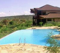 Samburu Tours 2017 - 2018 -  Swimming Pool