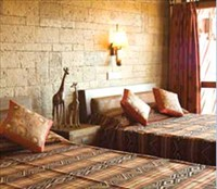 Samburu Tours 2017 - 2018 -  Lodge Room