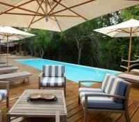 Kapama Private Game Reserve Tours 2017 - 2018 - Swimming Pool
