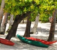 Tahaa Tours 2017 - 2018 - Kayaks and Outrigger Canoes