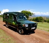 Aberdare Tours 2017 - 2018 - Game Drives