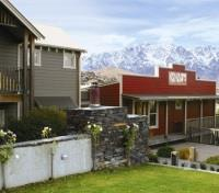 Queenstown Tours 2017 - 2018 -  The Dairy Private Luxury Hotel (4.5*)