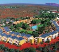 Australia & New Zealand Grand Explorer Tours 2017 - 2018 -  Desert Garden Hotel