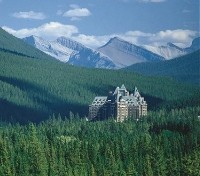 The Fairmont Banff Springs Resort