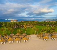 Vietnam in Style Tours 2018 - 2019 -  The Anam Resort Grounds