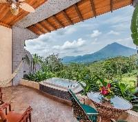 Arenal Tours 2017 - 2018 - Private Terrace