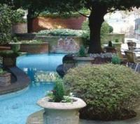 London Tours 2017 - 2018 -  Bedford Hotel Pool