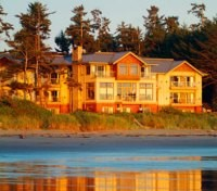 Vancouver Island Tours 2017 - 2018 -  Long Beach Lodge Resort