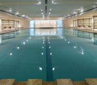 Shanghai Tours 2017 - 2018 - Indoor Swimming Pool