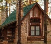 Bryce Canyon National Park Tours 2017 - 2018 -  Exterior of Guest Cabin