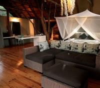 Victoria Falls Tours 2017 - 2018 - Luxury Family Tented Room
