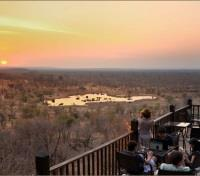 Southern Africa Bucket List Tours 2017 - 2018 -  Victoria Falls Safari Lodge Views