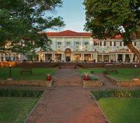 Zimbabwe Game Tracker - The Road Less Travelled Tours 2017 - 2018 -  Victoria Falls Hotel
