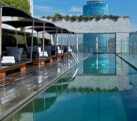 Santiago Tours 2017 - 2018 - Rooftop Pool