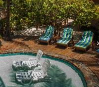 Belize Cayes Tours 2017 - 2018 - Xanadu Island Resort - Pool