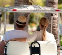Hamilton Island Tours 2017 - 2018 - Private 4 Seater Electric Buggy