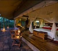 Botswana Exclusive Tours 2019 - 2020 -  Zarafa Tent Interior