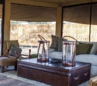 Tarangire Tours 2017 - 2018 -  Little Chem Chem Bush Camp Lounge