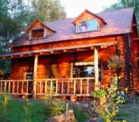 Kenai Backcountry Lodge