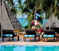 Zanzibar Tours 2017 - 2018 -  Lounging By The Pool