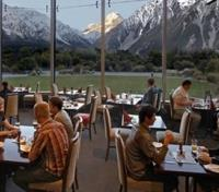 Mount Cook Tours 2017 - 2018 - The Alpine Restaurant
