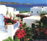 Athens and Greek Islands Exclusive Tours 2017 - 2018 -  Astir of Paros