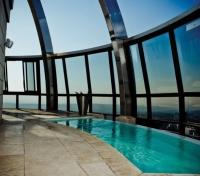 Johannesburg Tours 2017 - 2018 -  Michelangelo Towers - Pool