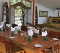 Lower Zambezi Tours 2017 - 2018 - Dining Area