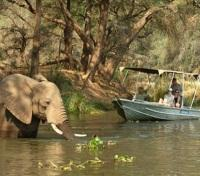 Lower Zambezi Tours 2017 - 2018 - Boating