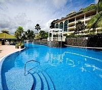 Gamboa Tours 2017 - 2018 -  Gamboa Rainforest Resort Pool