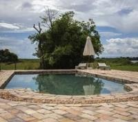 Murchison Falls Tours 2019 - 2020 -  Baker's Lodge Swimming Pool