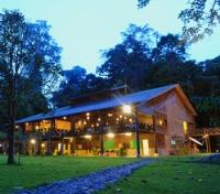 Singapore & Borneo Signature Tours 2019 - 2020 -  Borneo Rainforest Lodge